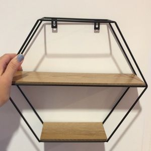 Mini wall shelf